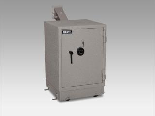 Caja fuerte con buzón exterior y doble control