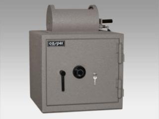 Caja Fuerte con buzón rotativo y doble control