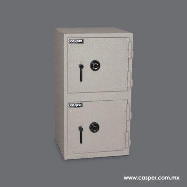 Caja Fuerte 2 en 1 Mod. 50-50