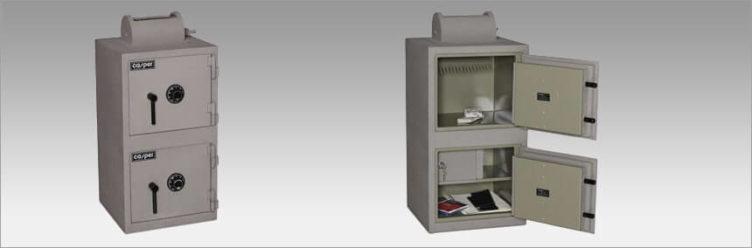 Caja Fuerte 2 en 1 Mod. 40-40 BG