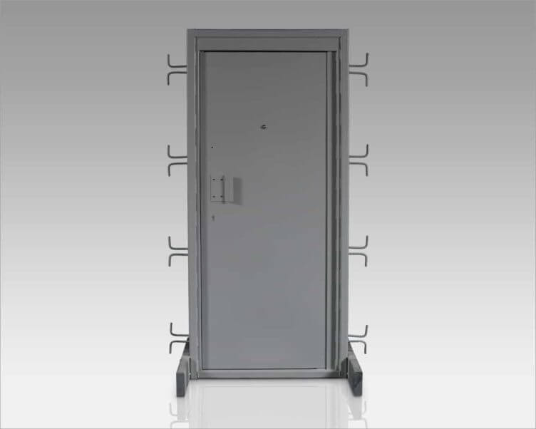 Puertas blindadas de seguridad