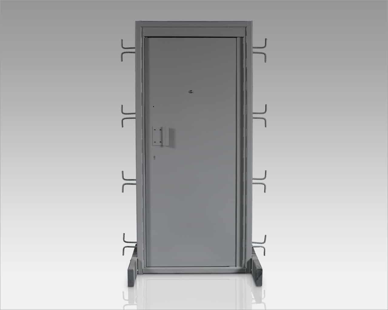 Puertas blindadas puertas de seguridad for Puertas seguridad