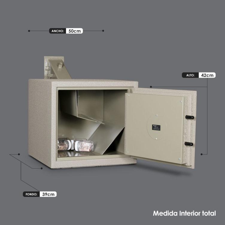 Caja Fuerte Mod. BE-50