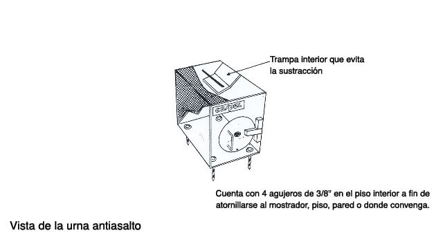 Urna Antiasalto