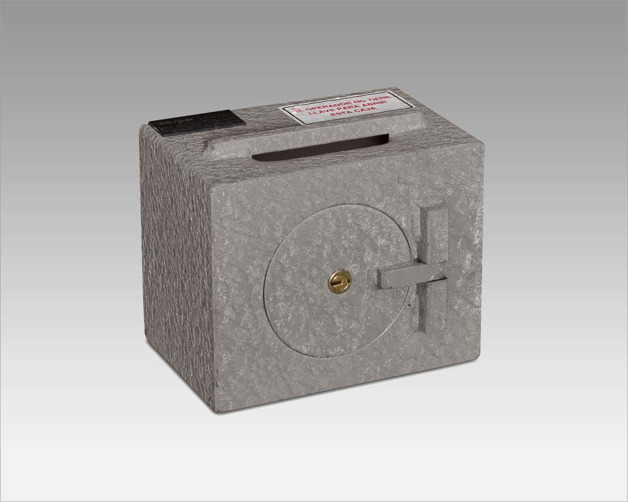 Cajas fuertes urnas antiasalto