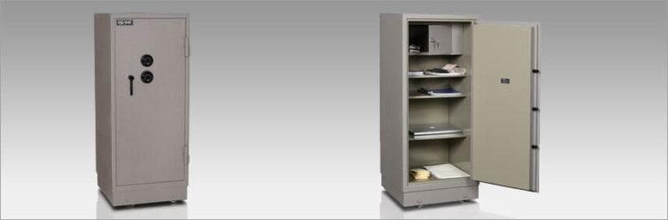 Caja Fuerte Doble Cerradura - DC132