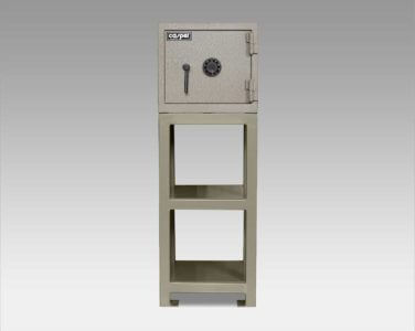 Mesa para colocar caja fuerte